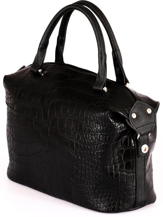 f63da487c423 Сумка женская Lizard черный кайман Классические, Эко-кожа | Купить ...